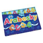 Arabesky zele 750g Orion